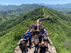 Hike for Health Great Wall of China