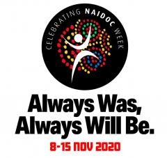2020 National NAIDOC logo