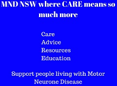 MND NSW where CARE means so much more