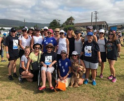 Walk to d'Feet MND Illawarra 2018