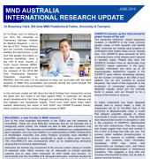 MND Australia Research Update June 2019