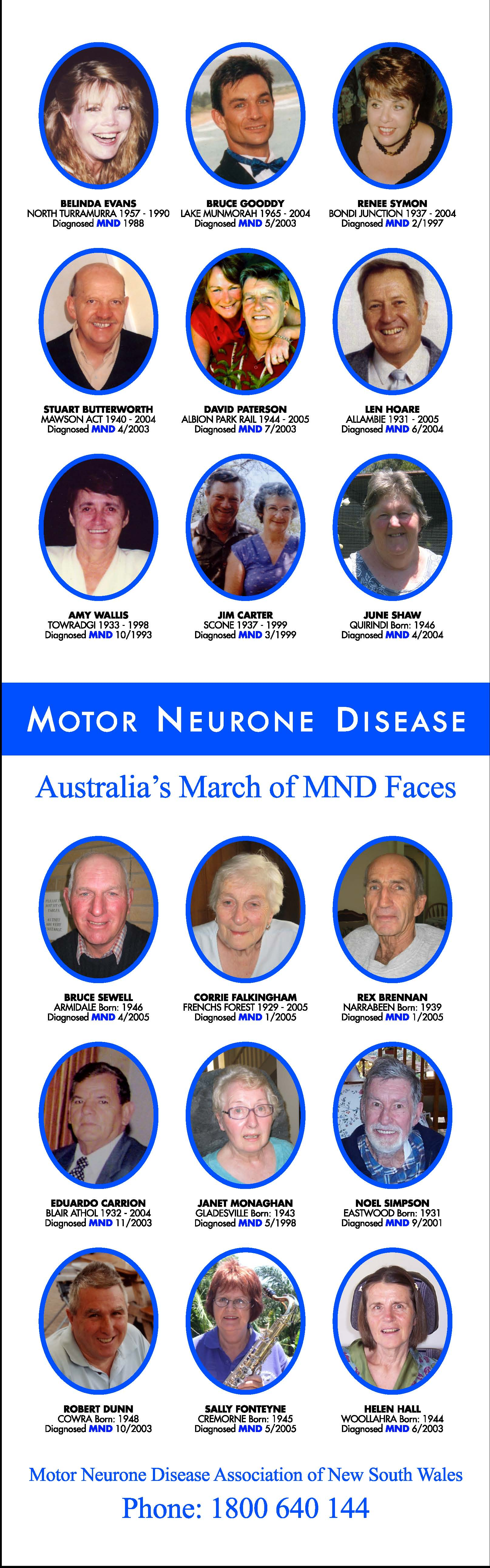 MND March of Faces Banner 6